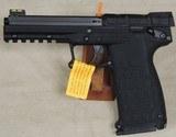 Kel-Tec PMR-30 .22 Magnum Caliber Pistol *30 Rounds NIB S/N WX1842 - 1 of 7