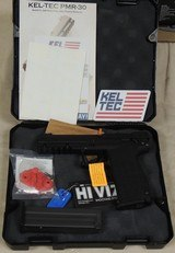 Kel-Tec PMR-30 .22 Magnum Caliber Pistol *30 Rounds NIB S/N WX1842 - 6 of 7