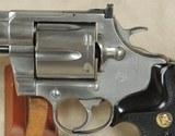 Colt Anaconda .44 Magnum Caliber Stainless Steel Revolver S/N MM21459 - 2 of 6