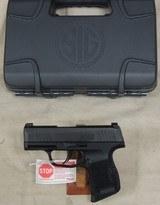 Sig Sauer P365 9mm Caliber Pistol NIB S/N 66A210878XX - 6 of 6