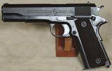 Colt United States Marked 1911 U.S. Army .45 ACP Caliber Pistol S/N 515448XX - 1 of 19