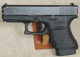 Glock G30 SF Gen3 .45 ACP Caliber Pistol S/N XRN043