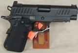 STI Staccato-C 9mm Caliber CCW 2011 Pistol NIB S/N EH798 - 4 of 9
