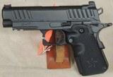 STI Staccato-C 9mm Caliber CCW 2011 Pistol NIB S/N EH798