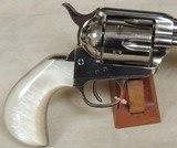 "Uberti Outlaws & Lawmen ""Doc"" 1873 SA Cattleman .45 Colt Revolver NIB S/N UG5866 - 7 of 9"