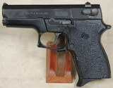"Smith & Wesson Model 469 ""Mini-Gun"" 9mm Caliber Pistol S/N TAA0190XX"