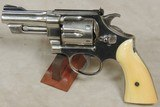 Smith & Wesson Registered Magnum .357 Magnum Caliber Revolver S/N 57660XX