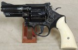 Smith & Wesson Early Post Registered .357 Magnum Pre Model 27 Revolver S/N 137033XX