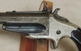 Frank Wesson Single Shot .22 Caliber Pocket Rifle S/N 63 - 5 of 11