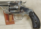 Smith & Wesson Model 3 New Model .38 Caliber Target Revolver S/N 1022XX - 6 of 12