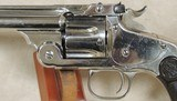 Smith & Wesson Model 3 New Model .38 Caliber Target Revolver S/N 1022XX - 7 of 12