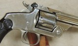 Smith & Wesson Model 3 New Model .38 Caliber Target Revolver S/N 1022XX - 4 of 12