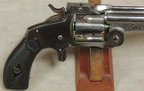 "Smith & Wesson 38 SA Model 2 1st Model ""Baby Russian"" Revolver S/N 13153XX - 7 of 8"