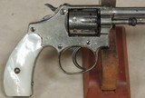 Smith & Wesson .22 HE Lady Smith 2nd Model Revolver S/N 9153XX - 7 of 7