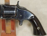 Smith & Wesson Model 1 1/2 First Style .22 Rimfire Caliber Tip-Up Revolver S/N 15306XX - 2 of 12
