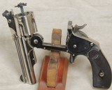 "Cased Smith & Wesson ""Baby Russian"" 38 S&W Caliber DA Model 2 1st Model Top Break Revolver S/N 7897XX - 12 of 13"