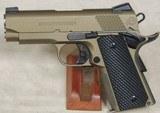 Christensen Arms .45 ACP Commander Lite Titanium Frame 1911 Pistol NIB S/N CX00996XX - 1 of 8