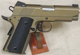 Christensen Arms .45 ACP Commander Lite Titanium Frame 1911 Pistol NIB S/N CX00996XX - 5 of 8