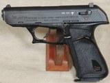 HK Heckler & Koch P9s .45 ACP Caliber Pistol S/N 405 820XX