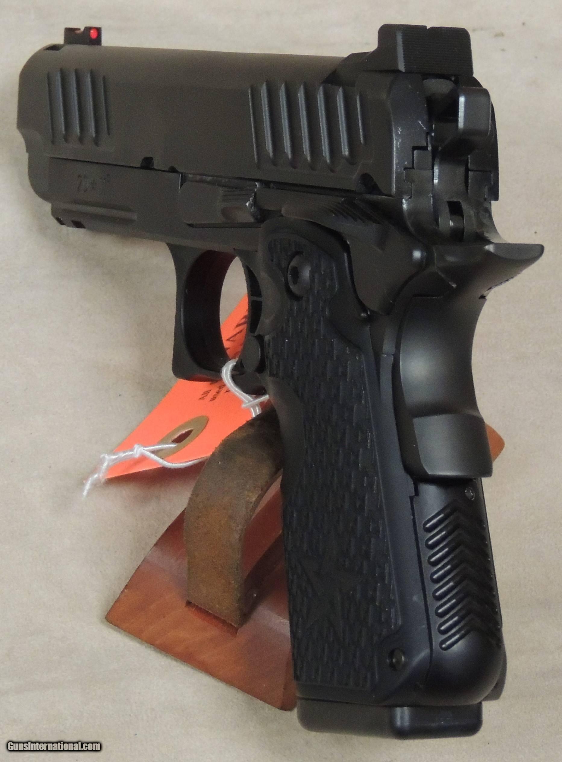 Sti For Sale >> STI Staccato-C 9mm Caliber CCW 2011 Pistol NIB S/N EH1318XX