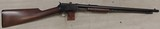 Winchester Model 1906 .22 S,L,LR Caliber Pump Action Rifle S/N 491569 B