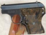 Smith & Wesson Model 61-2 Escort .22 Automatic .22 LR Caliber Pistol S/N B22201XX - 6 of 10