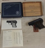 Smith & Wesson Model 61-2 Escort .22 Automatic .22 LR Caliber Pistol S/N B22201XX - 2 of 10