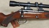 Winchester Model 52b Sporter .22 LR Caliber Rifle S/N 75412BXX - 3 of 13