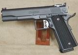 Caspian Custom 1911 .45 ACP Caliber Target Pistol Built By Rich Dettelhouser of Canyon Creek Custom S/N NE7822XX