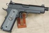 Nighthawk Custom 1911 Silent Hawk .45 ACP Caliber Pistol S/N NCP25421XX - 6 of 8