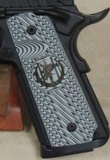 Nighthawk Custom 1911 Silent Hawk .45 ACP Caliber Pistol S/N NCP25421XX - 2 of 8