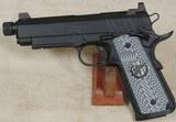 Nighthawk Custom 1911 Silent Hawk .45 ACP Caliber Pistol S/N NCP25421XX