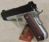 Kimber Super Carry Pro .45 ACP Caliber 1911 Custom Shop Pistol S/N KR152018XX - 2 of 7