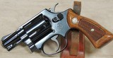 Smith & Wesson Model 36 Revolver .38 Special Caliber S/N J279944XX