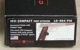 Kimber Logo Crimson Trace Laser Grips *Rosewood For Compact 1911 Pistol NIB - 2 of 4