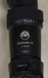 Burris 3-12x44mm Eliminator III Laser Rangefinder Riflescope *As New #200120 - 3 of 7