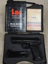Heckler & Koch HK45 .45 ACP Caliber Pistol ANIB S/N 126-000915XX - 8 of 8