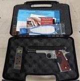 Kimber Custom Crimson Carry II .45 ACP Caliber 1911 Pistol w/ Crimson Trace Laser Grips S/N K256331XX - 5 of 5