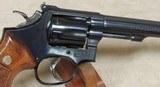 Smith & Wesson Model 17-5 K-22 Masterpiece .22 LR Caliber Revolver S/N BAF5486XX - 6 of 7