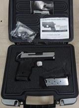 Sig Sauer P938 Two-Tone 9mm Caliber Pistol w/ Laser ANIB S/N 52A054839XX - 6 of 6