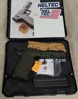Kel-Tec PMR-30 .22 Magnum Caliber OD Green Pistol NIB S/N WXMW65XX - 5 of 5