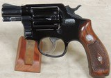 Smith & Wesson Pre-Model 12 M&P Airweight .38 Special K Frame Revolver S/N C224141XX