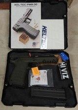 Kel-Tec PMR-30 .22 Magnum Caliber OD Green Pistol NIB S/N WXLQ04XX - 6 of 6