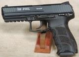 Heckler & Koch HK P30L 9mm x 19 Caliber Pistol S/N 213-005981XX