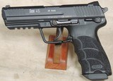 Heckler & Koch HK45 .45 ACP Caliber Pistol S/N 126-000915XX