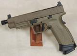 Springfield Armory XDM Elite 9mm Caliber Pistol NIB *Threaded Barrel S/N AT275260 - 3 of 10