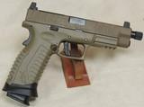 Springfield Armory XDM Elite 9mm Caliber Pistol NIB *Threaded Barrel S/N AT275260 - 6 of 10