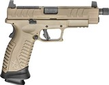 Springfield Armory XDM Elite 9mm Caliber Pistol NIB *Threaded Barrel S/N AT275260 - 10 of 10