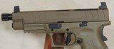 Springfield Armory XDM Elite 9mm Caliber Pistol NIB *Threaded Barrel S/N AT275260 - 2 of 10