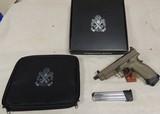 Springfield Armory XDM Elite 9mm Caliber Pistol NIB *Threaded Barrel S/N AT275260 - 9 of 10
